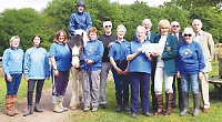 Wyfold RDA Receive £9,000 donation