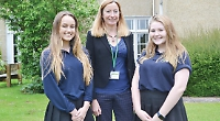 School appoints two head girls in break with tradition