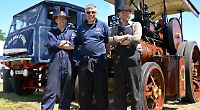 Steam rally attracts record crowd