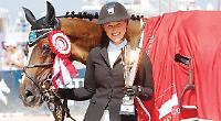 Monaco win 'a dream come true' for showjumper Smee