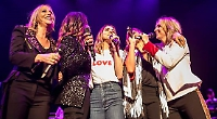 All Saints and Mel C combine to close Henley Festival