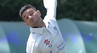 Irrepressible Hussain hits century as Henley march on