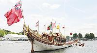 Royal rowbarge will be setting sail three times a day