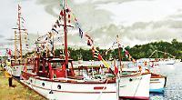 Sneak peek of Dunkirk Little Ships destined for royal marine exhibition