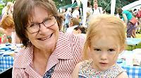 Families keep their cool at annual fund-raiser for churches