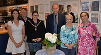Town judged in regional horticultural competition