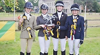 Dressage and eventing teams are in Cheshire finals