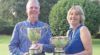 Adamsons have edge to lift Chronicle Cup