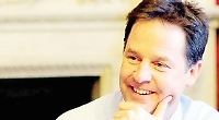 Clegg to speak