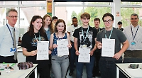 Henley College students receive science awards