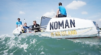 Olympian takes on two ocean rows