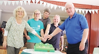 Henley and Goring Ramblers celebrate 20 years of roaming