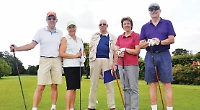 Golf club marks 25th anniversary with open competition