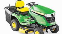 John Deere's ride-on mowers are on late-season offer