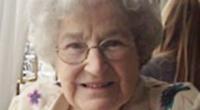 June Mabel Clarke (Strudley), June 20, 1933-August 12, 2017