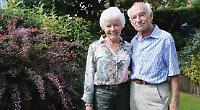 Clematis-loving couple win village front garden contest
