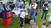 Families come together at village's third annual fun day