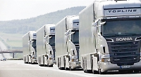 'Autonomous' lorries could see traditional ones parked for good