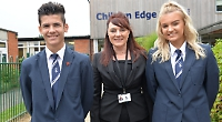 Pupils and parents say smarter new uniform has the edge