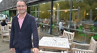 New museum cafe operator confident of success