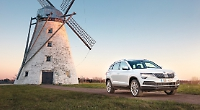 New Škoda has the wind in its sails
