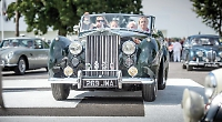 Rolls-Royce gives guests a taste of Fifties glamour at Goodwood Revival