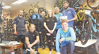 Specialist bike shop where you'll feel part of the family