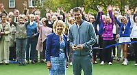 Tim Henman opens club tennis courts