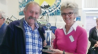Veteran produce grower takes the honours at two Caversham horticultural shows