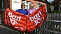 Women raise £2,000 for disabled children's charity