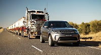 Discovery demonstrates its pulling power Down Under