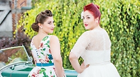 Bringing you Fifties glamour