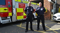 Crucial year for fire station begins with recruitment drive