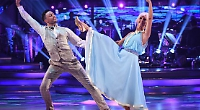 Amazing grace... dancing Debbie wows Strictly judges with waltz