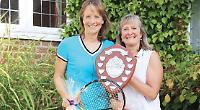 Tennis tournament raises £3,000 for children's charity