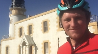 Cyclist riding 3,500 miles around coastline for charity
