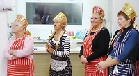 Beetroot, blini and vodka feature in Russian charity dinner