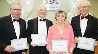 Mapledurham golf club celebrates 25th anniversary
