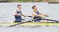Newly-formed Upper Thames masters pair do the treble