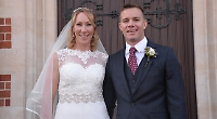 Olympic rowing silver medallist marries personal trainer