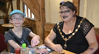 Special celebration in aid of Mayor's charities