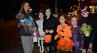 Milliner's dog wins Halloween fancy dress prize