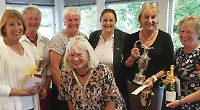 The Springs ladies take honours at Badgemore