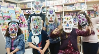 Children discover inspiration at half-term craft workshops
