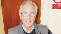 Hundreds of mourners at funeral of village show stalwart