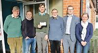 Regatta donates £2,500 to Chiltern Centre