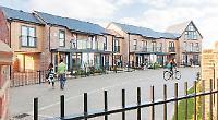 Milton Keynes is 'new build' capital of the UK