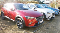 Mazda family aims to be planet-friendly