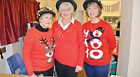 Hundreds attend Christmas fayre in aid of village church