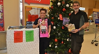 Shoppers urged to help Christmas toy appeal